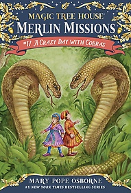 "<font title=""Merlin Mission #17 : A Crazy Day with Cobras(Paperback)"">Merlin Mission #17 : A Crazy Day with Co...</font>"