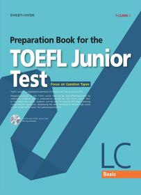 "<font title=""Preparation Book for the TOEFL Junior Test - Basic LC"">Preparation Book for the TOEFL Junior Te...</font>"