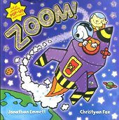 Zoom!, Pop-up (Hardcover)