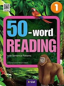 50-word READING 1 SB (WB + MP3 CD)