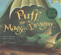 Puff, the Magic Dragon (Paperback+CD)