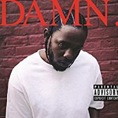 Kendrick Lamar - Damn. (Gatefold Cover)(2LP)