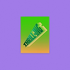 더보이즈(THE BOYZ) - THRILL-ING [SPLASH Ver.][6th Mini Album]
