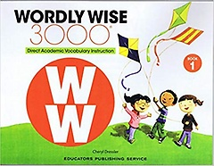"""<font title=""""Wordly Wise 3000 : Book 1 (Paperback/4th Ed.)"""">Wordly Wise 3000 : Book 1 (Paperback/4th...</font>"""