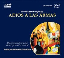 "<font title=""Adios a Las Armas / a Farewell to Arms (CD / Abridged) - Spanish Edition"">Adios a Las Armas / a Farewell to Arms (...</font>"