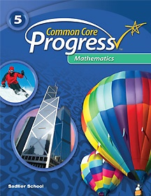 "<font title=""Common Core Progress Mathematics Grade 5 (Paperback)"">Common Core Progress Mathematics Grade 5...</font>"