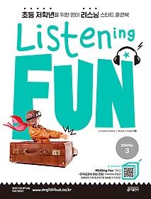 리스닝 펀 Listening Fun Starter 3