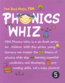YBM Phonics Whiz 5 (Paperback + CD:2)