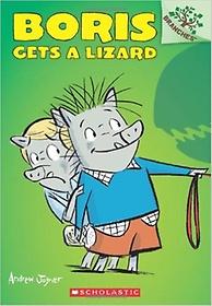 Boris Gets a Lizard (Paperback)