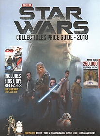 """<font title=""""Beckett Star Wars Collectibles Price Guide 2017 (Paperback / 2nd Ed.)"""">Beckett Star Wars Collectibles Price Gui...</font>"""