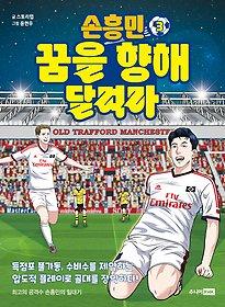 손흥민 꿈을 향해 달려라 3권