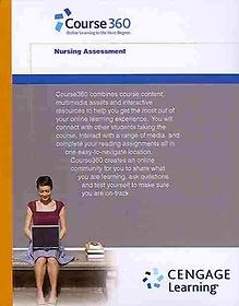 """<font title=""""Course360 Nursing Assessment Printed Access Card (Hardcover)"""">Course360 Nursing Assessment Printed Acc...</font>"""