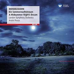 멘델스존: 한여름밤의 꿈 - 앙드레 프레빈