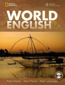 """<font title=""""World English Level 2A : Student Book (Paperback+CD)"""">World English Level 2A : Student Book (P...</font>"""