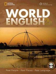 "<font title=""World English Level 2B : Student Book (Paperback+CD)"">World English Level 2B : Student Book (P...</font>"