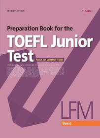 "<font title=""Preparation Book for the TOEFL Junior Test - Basic LFM"">Preparation Book for the TOEFL Junior Te...</font>"