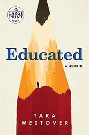 Educated (Paperback) Large Print