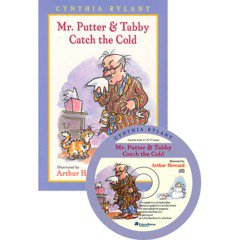 """<font title=""""Mr. Putter & Tabby : Catch The Cold (Paperback+ CD)"""">Mr. Putter & Tabby : Catch The Cold (Pap...</font>"""