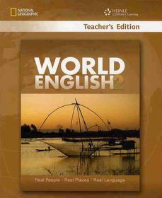 "<font title=""World English Level 2 : Teacher"