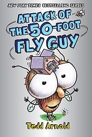 """<font title=""""Fly Guy #19 : Attack of the 50-Foot Fly Guy! (Hardcover)"""">Fly Guy #19 : Attack of the 50-Foot Fly ...</font>"""