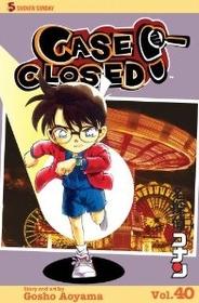Case Closed, Vol. 40 (Paperback)