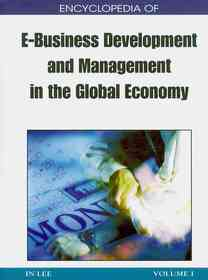 """<font title=""""Encyclopedia of E-business Development and Management in the Global Economy (Hardcover)"""">Encyclopedia of E-business Development a...</font>"""