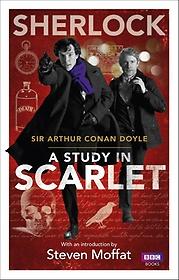 """<font title=""""Sherlock: A Study in Scarlet (Paperback/ Reprint Edition)"""">Sherlock: A Study in Scarlet (Paperback/...</font>"""
