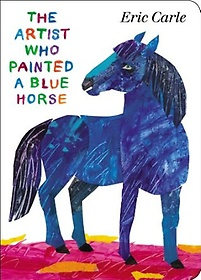 """<font title=""""The Artist Who Painted a Blue Horse (Board Book)"""">The Artist Who Painted a Blue Horse (Boa...</font>"""