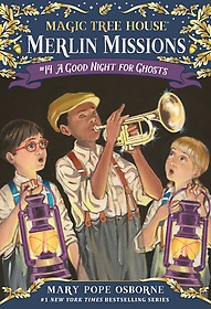 "<font title=""Merlin Mission #14: A Good Night for Ghosts(Paperback/ Reprint Edition)"">Merlin Mission #14: A Good Night for Gho...</font>"