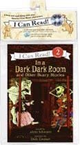In a Dark, Dark Room and Other Scary Stories Book and CD (I Can Read Book 2) [ABRIDGED] [AUDIOBOOK] (Audio Cassette/미국판)