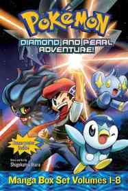 "<font title=""Pokemon Diamond and Pearl Adventure! (Paperback)"">Pokemon Diamond and Pearl Adventure! (Pa...</font>"
