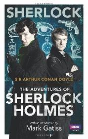 "<font title=""Sherlock: The Adventures of Sherlock Holmes (Paperback/ 영국판)"">Sherlock: The Adventures of Sherlock Hol...</font>"