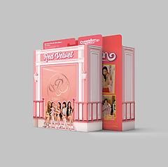 레드벨벳(Red Velvet) - Queendom [6th Mini Album][Case Ver.]