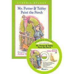 "<font title=""Mr. Putter & Tabby : Paint The Porch (Paperback+CD)"">Mr. Putter & Tabby : Paint The Porch (Pa...</font>"