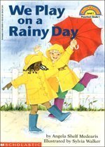 We Play on a Rainy Day - Scholastic Hello Reader CD Set 1-11 (Paperback+Audio CD)
