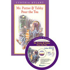 "<font title=""Mr. Putter & Tabby : Pour The Tea (Paperback+ CD)"">Mr. Putter & Tabby : Pour The Tea (Paper...</font>"