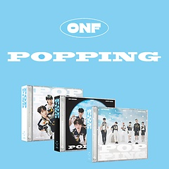 온앤오프(ONF) - POPPING [Mini Album][38'C+12'C+10'C ver.][패키지]