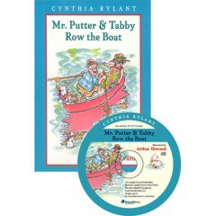 """<font title=""""Mr. Putter & Tabby : Row The Boat (Paperback+ CD)"""">Mr. Putter & Tabby : Row The Boat (Paper...</font>"""