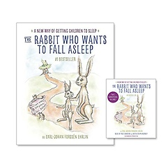 "<font title=""The Rabbit Who Wants to Fall Asleep Set (Hardcover+CD)"">The Rabbit Who Wants to Fall Asleep Set ...</font>"