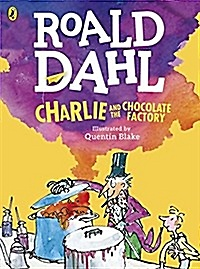 "<font title=""Charlie and the Chocolate Factory (Paperback/ Colour Ed.)"">Charlie and the Chocolate Factory (Paper...</font>"