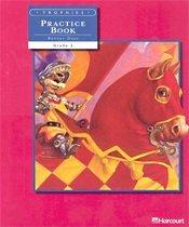 Harcourt Trophies: Banner Days - Practice Book, Grade 2 Volume 2 (Paperback)