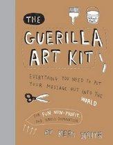 The Guerilla Art Kit (Hardcover)