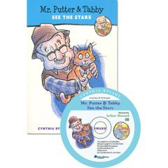 """<font title=""""Mr. Putter & Tabby : See The Stars (Paperback+ CD)"""">Mr. Putter & Tabby : See The Stars (Pape...</font>"""