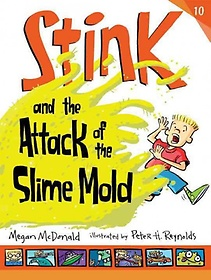 """<font title=""""Stink and the Attack of the Slime Mold (Paperback / Reprint Edition)"""">Stink and the Attack of the Slime Mold (...</font>"""