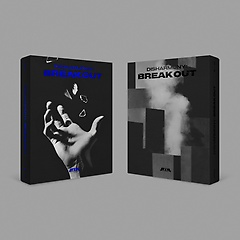 P1Harmony(피원하모니) - DISHARMONY : BREAK OUT [2nd Mini Album][BREAK OUT+FREAK OUT ver.][패키..