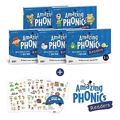 """<font title=""""Amazing Phonics Readers Set 1 어메이징 파닉스 리더스 세트 1"""">Amazing Phonics Readers Set 1 어메이징 ...</font>"""