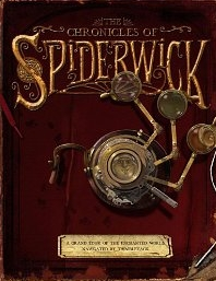 "<font title=""The Chronicles of Spiderwick: A Grand Tour of the Enchanted World, Navigated by Thimbletack (Hardcover)"">The Chronicles of Spiderwick: A Grand To...</font>"