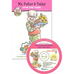 """<font title=""""Mr. Putter & Tabby : Spin The Yarn (Paperback+ CD)"""">Mr. Putter & Tabby : Spin The Yarn (Pape...</font>"""