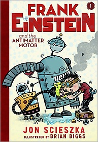 Frank Einstein and the Antimatter Motor (Paperback)
