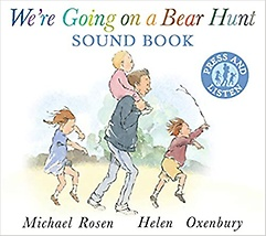 WE RE GOING ON A BEAR HUNT (Boardbook)